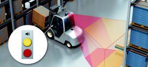 Forklift Güvenlik Ve Çarpışma Önleme Sistemleri